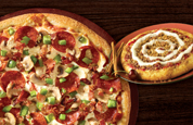 Large Meat Madness Pizza for $17