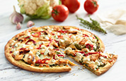 Cauli-Crust - Chipoltle Chicken Florentine